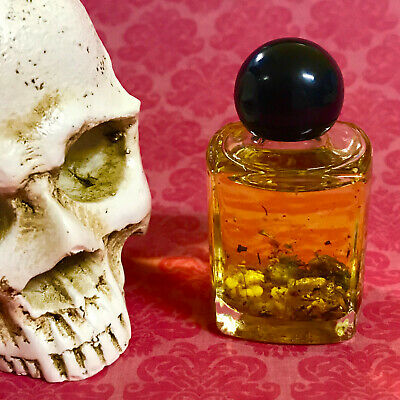 Clarividencia - Witch Artisan Oil 12 ml - Wicca Spell witchcraft