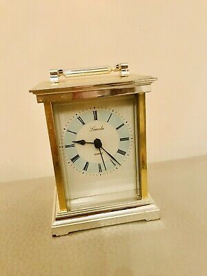 Beautiful London Clock Mantle/Carriage/Table clock