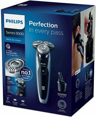Brand New Philips Shaver series 9000 Wet and dry electric shaver S9111/26 AU*au
