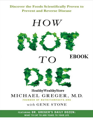 ✅How Not To Die: Discover the Foods Scientifically Proven (P.D.F)⭐Fast Delivery⭐