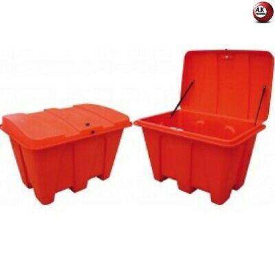 Bac De Stockage 500L Orange