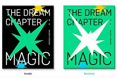 Txt The Dream Chapter Magic Album (+/- Poster Option) [Kpoppin Usa]