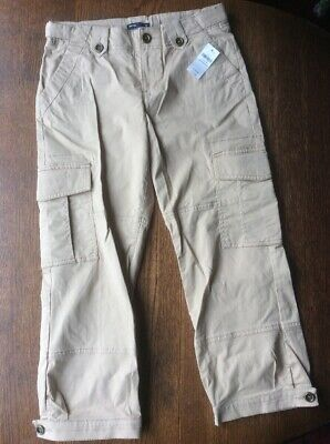 GAP Kids Capri Trousers Aged 13 Yrs NEW With Tags