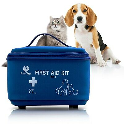 Dog,Cat First Aid Kit, Emergency Pet Supply