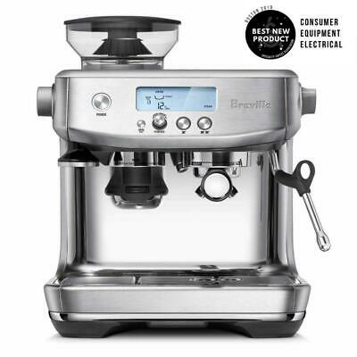 Breville BES878BSS1BUS1 the Barista Pro Espresso Machine With Grinder 110 Volts