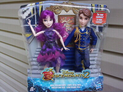 Disney Decendants 2 Royal Cotillion Couple - New in Package
