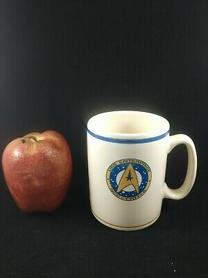 Pfaltzgraff 1993 Star Trek USS Enterprise NCC-1701-A 16oz Mug Coffee Tea Cocoa
