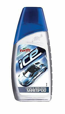Turtle Wax Ice Rapid Drying Car Shampoo Wash 500ml - NEW / FREE UK POSTAGE