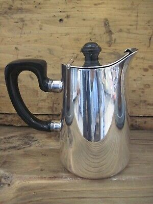 Antique Hotel Hard Soldered Silver Plated Creamer Pitcher Made In England