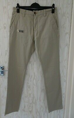 """Element (Billabong) ~ Casual Chino Trousers ~ 30""""/31"""" ~ Midway Range ~ Bnwt"""