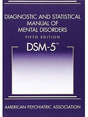 DSM-5 Diagnostic And Statistical Manual Of Mental Disorders 5th Ed 🔥