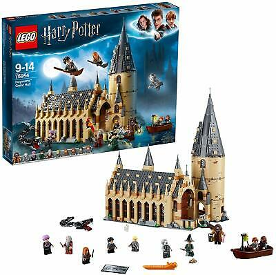 NEW LEGO Harry Potter Hogwarts Great Hall Castle 75954 - 48hr Delivery - 878pc