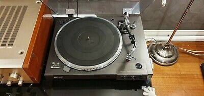 Sony Ps X7 Vintage High End Turntable