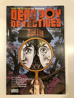 DC Vertigo Dead Boys Detectives #1-12 COMPLETE SET Sandman Spinoff ALL 1sts
