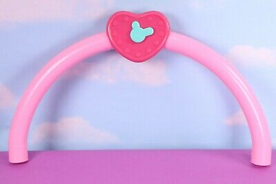 Baby Alive Cook'N Care 3 in 1 Replacement Top Pretend Heart Shape Clock Pink