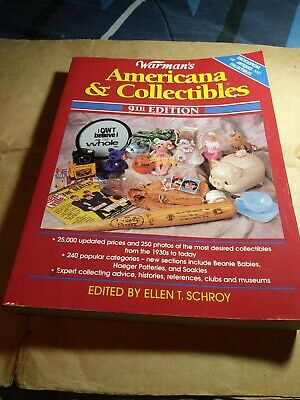 Warman's Americana & Collectibles 9th edition