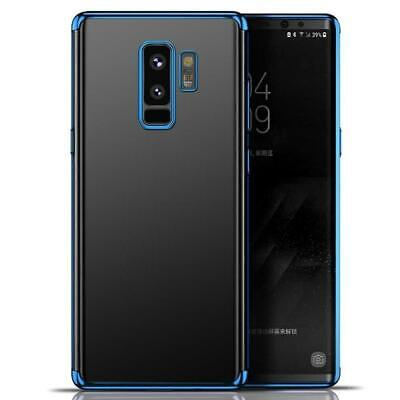 Clear Bling Case Shockproof Silicone Luxury Cover For Samsung S8 S10 Galaxy B7G8