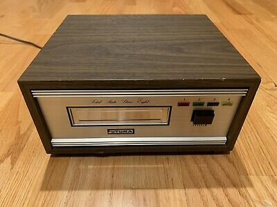 Stereo 8 Track Player - Futura Model - SS 1000 Desktop Audiophile Quality