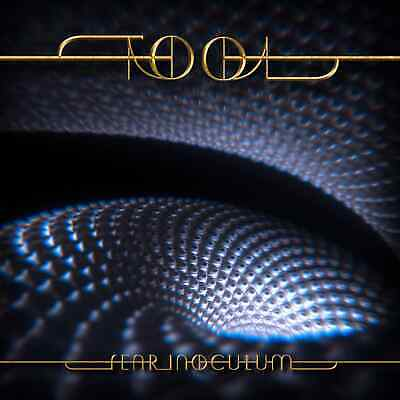 TOOL Fear Inoculum VAR 2 special edition; CD +speaker +book +download NEW/SEALED