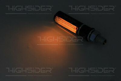 HIGHSIDER LED Blinker CONERO, schwarz