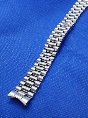 20mm stainless steel president bracelet Fits To Rolex datejust 116233 watches