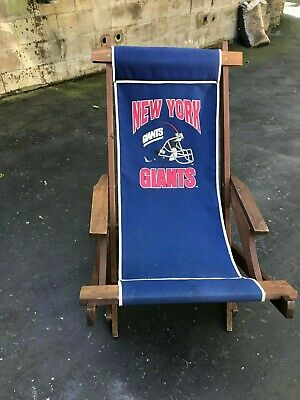 Amazing Nfl Ny Giants Recliner Chair Cover Furniture Protector Ocoug Best Dining Table And Chair Ideas Images Ocougorg