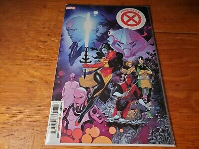 POWERS OF X #1 Silva Main Cover A 1st Print  Multiple 1st App Marvel 2019 NM
