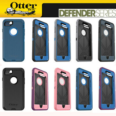 New OtterBox Defender Shockproof case for iPhone 5 5s SE 6 6s 7 8 Plus + Holster