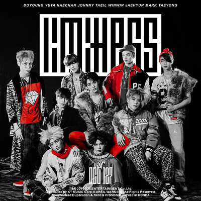 "NCT#127 2nd mini album ""LIMITLESS"" (CD+BOOKLET+PHOTO CARD) [KpopStoreinUSA]"