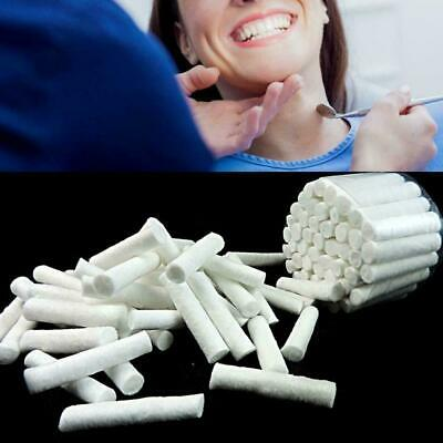 1000Pcs Dental Tooth Disposable Cotton Medical Surgical Dentist High Absorb F7U9