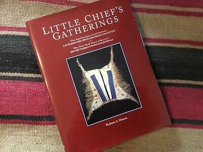Little Chiefs Gatherings, Buch Indianer