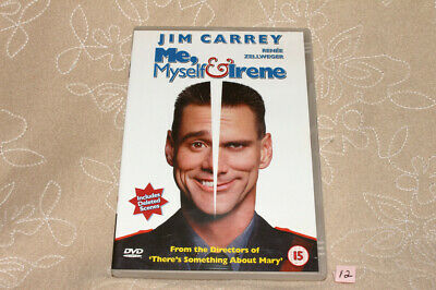 ME MYSELF AND IRENE DVD Movie