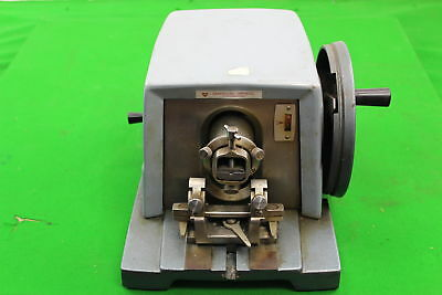 AO American Optical 820 Rotary Microtome - Spares/Repair Lab Equipment