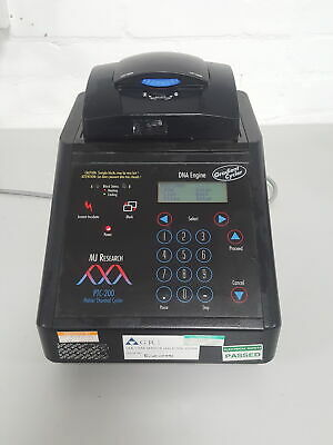 MJ Research PTC-200 Peltier Thermal Gradient Cycler PCR DNA