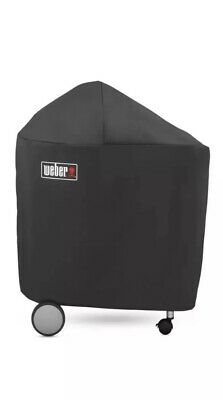 Weber Premium Barbecue Cover - Fits Performer With Foldable Sidetable