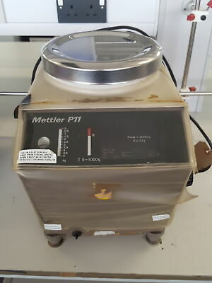 Mettler P11 Laboratory Analytical Balance Lab Weighing Scales