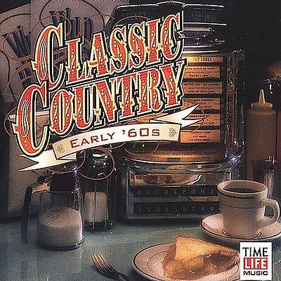 Classic Country - Early '60S Cd Brand New Sealed