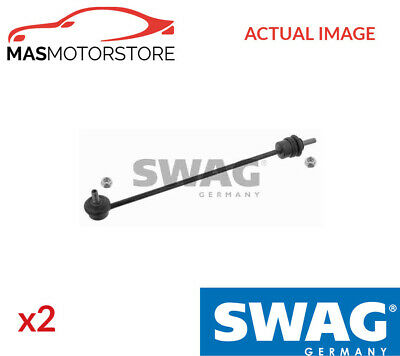 2x 60 79 0001 SWAG FRONT ANTI ROLL BAR STABILISER DROP LINKS PAIR G NEW