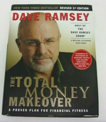 Dave Ramsey the Total Money Makeover 3rd Edition Hardcover Book