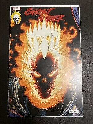 NYCC 2019 GHOST RIDER 1 GLOW IN THE DARK EXCLUSIVE VARIANT Philip Tan 66/1500