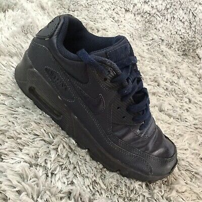 NIKE 833412 KIDS Youth Boys Girls Air Max 90 Leather Running