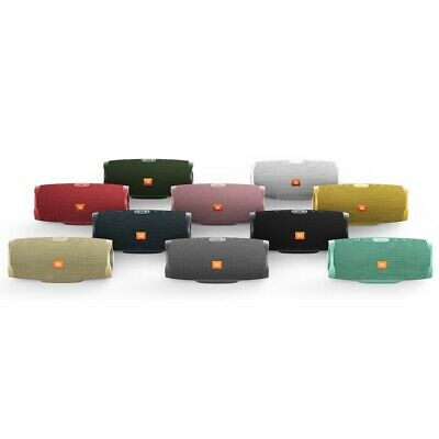 JBL Charge 4 Portable Bluetooth Speaker - All Colours
