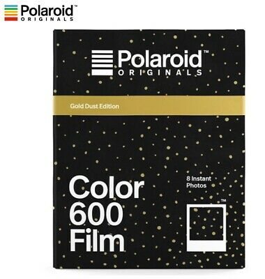 Polaroid Originals GOLD DUST Color instant film for 600 636 660 OneStep i-Type