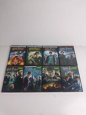 Harry Potter: Complete 8-Film Collection.