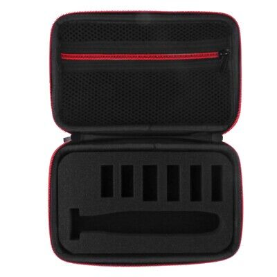 2X(Carry Hard Case For Philips Norelco Oneblade Hydbrid Electric F8Z6)