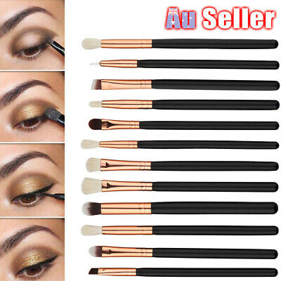 12pcs Makeup Brushes Blusher Brush set Eye shadow Cosmetics Concealer