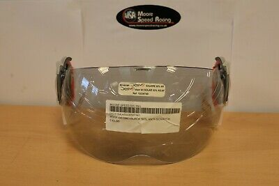 Roof Desmo black 50% tinted anti scratch replacement visor