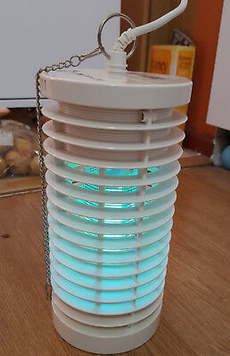LARGE Insect Killer Mosquito Zapper Fly Bug Lamp Pest Catcher Trap UV Light 10W