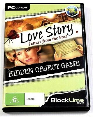 Love Story Letters From The Past Game PC Hidden Object Mystery Puzzle Adventure