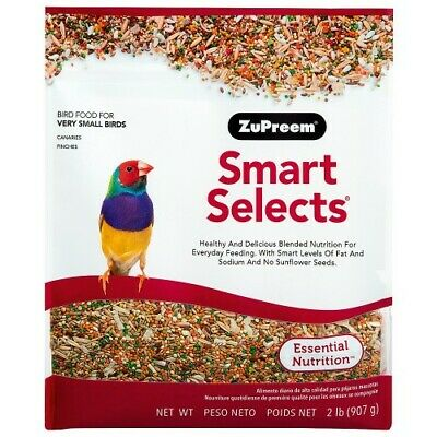 Offer:  Zupreem Smart Selects - Finch And Canary Food - 2Lb